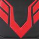 Микрофибра, комбинация черного и красного