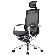 Эргономичное компьютерное кресло-реклайнер ERGO COAST