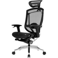 Эргономичное геймерское Кибер кресло ERGO-MARRIT XL Подголовник