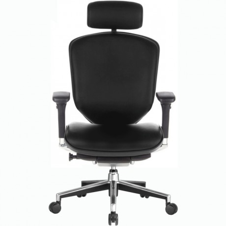 Эргономичное кожаное кресло для руководителя ENJOY Elite Lux