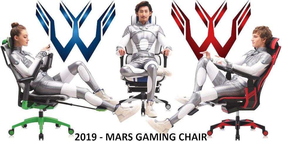 Геймерское кресло ERGOHUMAN