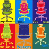 Компьютерные кресла в наличии