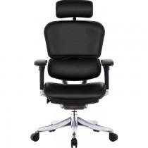 Эргономичное кожаное кресло руководителя ERGOHUMAN Plus Lux
