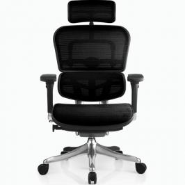 Эргономичное кресло для работы за компьютером ERGOHUMAN Plus сетчатое оригинал
