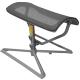 Подставка для ног отдельностоящая, LEGpro ottoman, серая +6753 р.