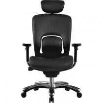 Эргономичное кожаное кресло для руководителя VAPOR-X