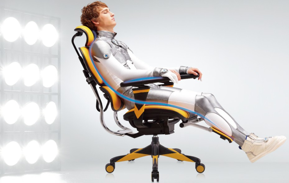 ERGOFIT MARS CHAIR
