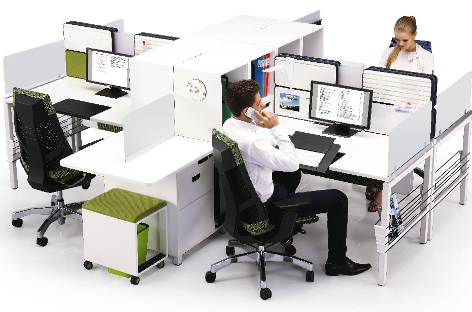 Maximize your worklife open space